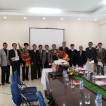 Lễ trao quyết định và thẻ hội viên Hội nhà báo Việt Nam