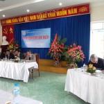 Danh sách ban chấp hành hội cơ khí nông nghiệp Việt Nam  nhiệm kỳ V (2013 - 2018)