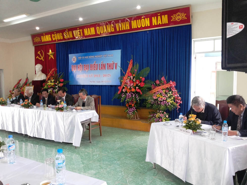 Dai-hoi-hoi-co-khi-nong-nghiep-viet-nam-nhiem-ky V-2013-2018