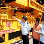 DN nhập khẩu máy móc thiết bị phải nộp thuế GTGT