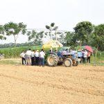 Mô hình cơ giới hóa trồng khoai tây tại tỉnh Thanh hóa