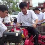 Cơ giới hóa sản xuất nông nghiệp tỉnh Nam Định