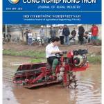 Tạp chí Công nghiệp nông thôn (ISSN 1859 - 4026)