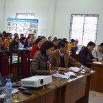 Huấn luyện ATLĐ, VSLĐ cho người sử dụng máy nông nghiệp tại Bắc Giang