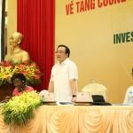 Hội nghị về tăng cường đầu tư của doanh nghiệp vào nông nghiệp